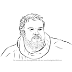 How to Draw Hodor