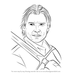 How to Draw Jaime Lannister