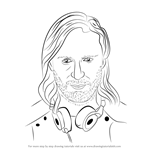 How to Draw David Guetta