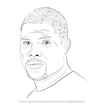 How to Draw Kevin Hart