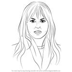 How to Draw Rachel Zoe