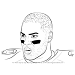 How to Draw DeMarco Murray