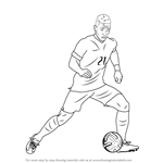 How to Draw Memphis Depay