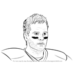 How to Draw Tom Brady