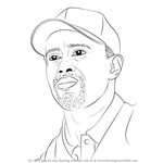 How to Draw Tiger Woods