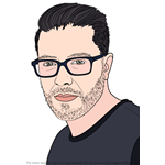 How to Draw Danny Gokey