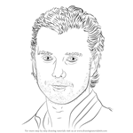 How to Draw Gavin Rossdale