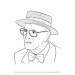 How to Draw an Old Man