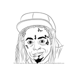 How to Draw Lil Wayne
