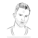 How to Draw Adam Levine