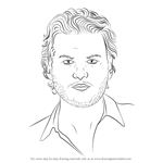 How to Draw Blake Shelton