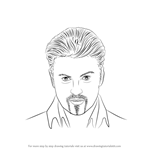How to Draw George Michael