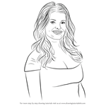 How to Draw Jessica Simpson