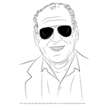 How to Draw Jimmy Buffett