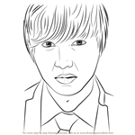 How to Draw Lee Min-ho