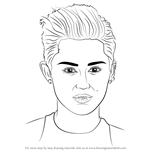 How to Draw Miley Cyrus