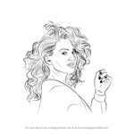 How to Draw Tori Kelly