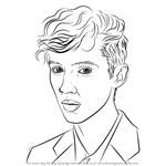 How to Draw Troye Sivan