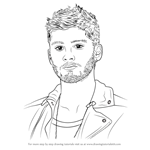 How to Draw Zayn Malik