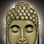 How to Draw Buddha Face