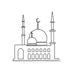 How to Draw a Mosque