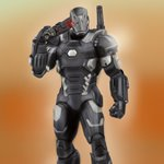 How to Draw War Machine from Captain America Civil War