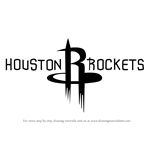 How to Draw Houston Rockets Logo