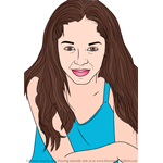 How to Draw Ruth Righi as Sydney Reynolds