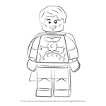 How to Draw Lego Hyperion