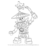 How to Draw Frakjaw from Ninjago