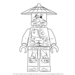 How to Draw Ronin from Ninjago