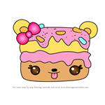 How to Draw B-Day Layers from Num Noms