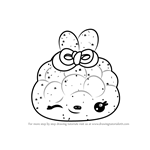 How to Draw Cherie Gummy from Num Noms