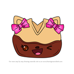 How to Draw Choco Fortune from Num Noms