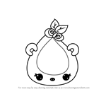 How to Draw Eda Mama from Num Noms