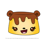 How to Draw Fiona Flipover from Num Noms