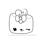 How to Draw Maya Mallow from Num Noms