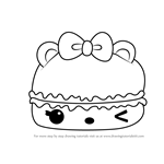 How to Draw Mr. Icing from Num Noms