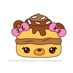 How to Draw Nana Frosting from Num Noms