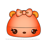 How to Draw Orange Drop Gloss-Up from Num Noms
