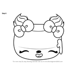 How to Draw Razzi Berry from Num Noms