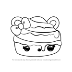How to Draw Ricky Roll from Num Noms