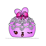 How to Draw Violet Contessa from Num Noms