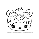 How to Draw Wanda Wildberry from Num Noms