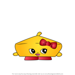 How to Draw Bonnie Beret from Shopkins