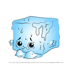 How to Draw Cool Cube from Shopkins