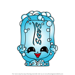How to Draw Suds from Shopkins