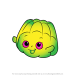 How to Draw Wobbles from Shopkins