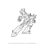 How to Draw Fracture from Transformers