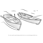 How to Draw Boats